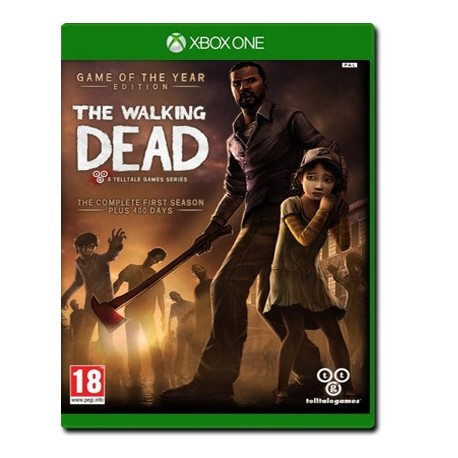 The Walking Dead: The Complete 1st Season (Xbox One)