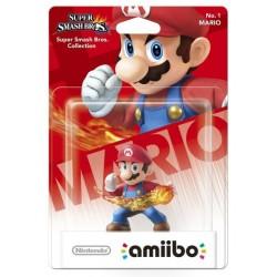 NINTENDO Amiibo Mario (Wii U - 3DS)