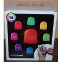 Lampada Pac-Man Multicolore - Ufficiale Namco Bandai