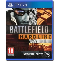 "Battlefield Hardline + DLC ""Versatility Battle Pack""(PS4)"