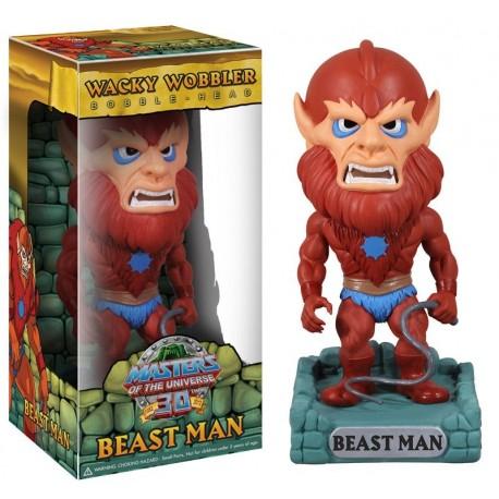 Masters of the Universe Wacky Wobbler Bobble-Head Beast Man 15 cm