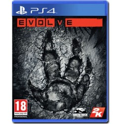 "Evolve DayOne Edition con DLC ""Instant Hunter Pack"" (PS4)"