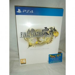 Final Fantasy Type 0 - Collector's Edtion (PS4)