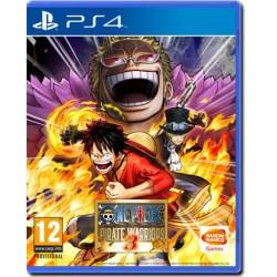 One Piece: Kaizoku Musou 3 - Pirate Warriors 3 (PS4)