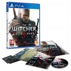 The Witcher 3: Wild Hunt - Day One Edition (PS4)