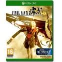 Final Fantasy Type 0 HD + Demo Final Fantasy 15 (Xbox One)