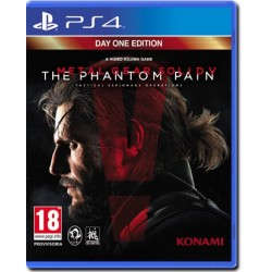 Metal Gear Solid 5: The Phantom Pain Day One Edition (PS4)