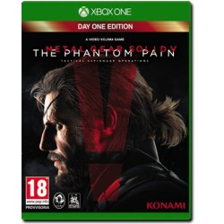 Metal Gear Solid 5: The Phantom Pain Day One Edition (XBOX One)