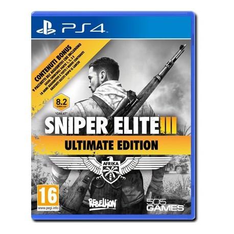Sniper Elite 3 - Ultimate Edition (PS4)
