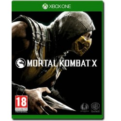 Mortal Kombat X PreOrder Edition (Xbox One)