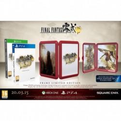 Final Fantasy Type-0 HD + Final Fantasy XV Demo Frame Edition (PS4)