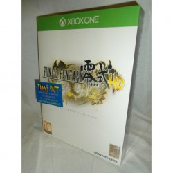 Final Fantasy Type 0 - Collector's Edtion (Xbox One)