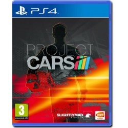 Project CARS con DLC Modified Car Pack (PS4)