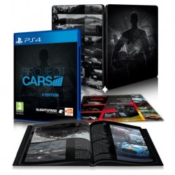 Project CARS Limited Edition (PS4)