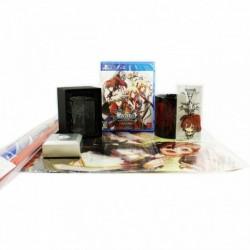 Blazblue Chronophantasma Extend - 3D CRYSTAL SET Famitsu DX Pack [PS4]