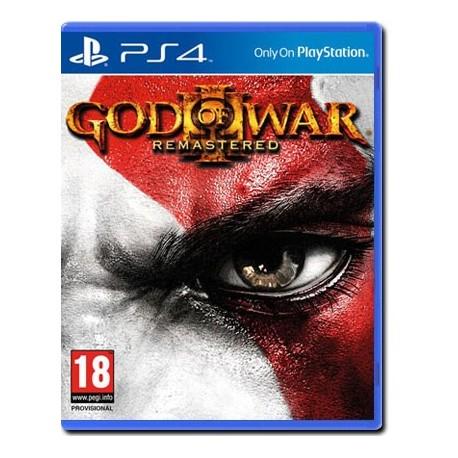 God of War III 3 Remastered (PS4)