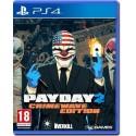 "PayDay 2 - Crimewave Edition + DLC ""Hardtime Loot Bag"" (PS4)"