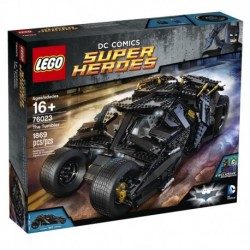 LEGO Superheroes The Tumbler 76023