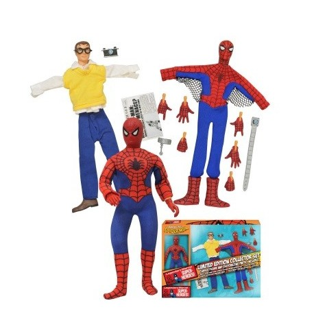 Marvel: Retro Spider-Man 8 inch Limited Edition AF Box Set