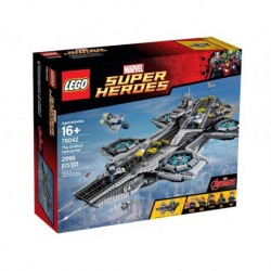 LEGO 76042 SUPER HEROES: The Shield Helicarrier