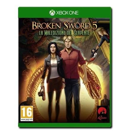 Broken Sword 5: Maledizione del Serpente (Xbox One)