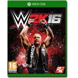 WWE 2K16 + Bonus Pre Order Terminator (Xbox One)