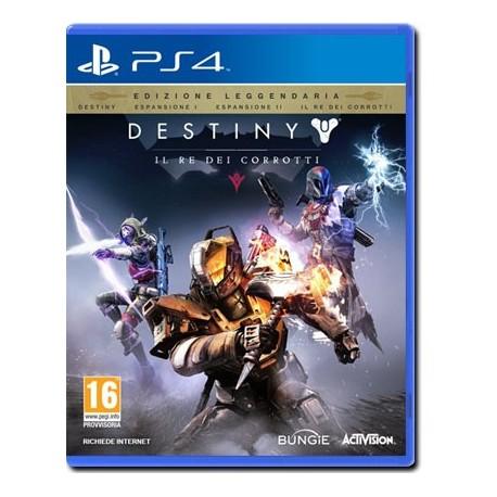 Destiny: Il Re dei Corrotti - Edizione Leggendaria (PS4)