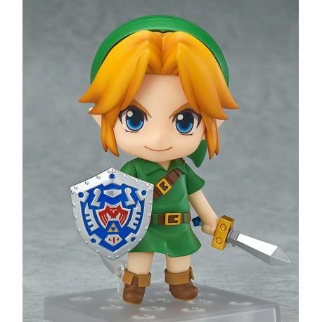 The Legend of Zelda Majora's Mask 3D Nendoroid Action Figure Link Majora's Mask 3D Ver. 10 cm