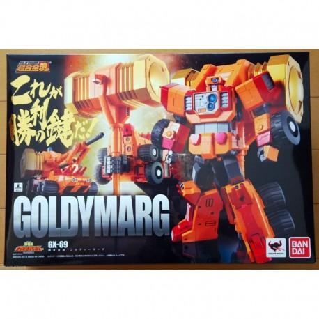 GX-69 GAOGAIGAR GOLDY MARG Goldymarg