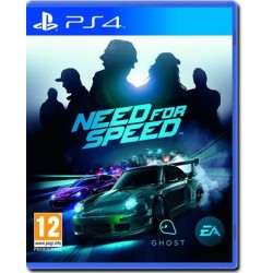 """Need For Speed + """"Styling Pack"""" (PS4)"""