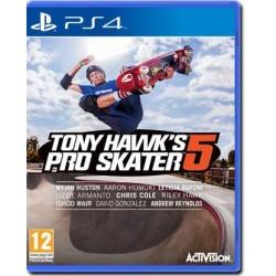 Tony Hawk's Pro Skater 5 (PS4)