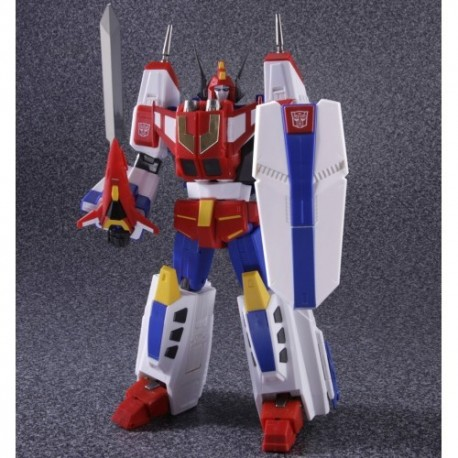 Takara Masterpiece MP-24 Star Saber + Coin
