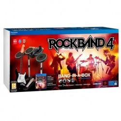 Rock Band 4 + Chitarra + Microfono + Batteria (PS4)