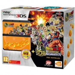New 3DS Console + Dragon Ball Z Extreme Butoden