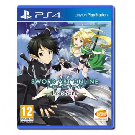 Sword Art Online: Lost Song (PS4)