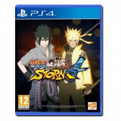 Naruto Shippuden: Ultimate Ninja Storm 4 - DayOne Edition (PS4)
