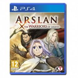 Arslan: The Warriors of Legends (PS4)