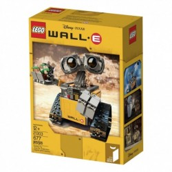 21303 LEGO Ideas WALL-E