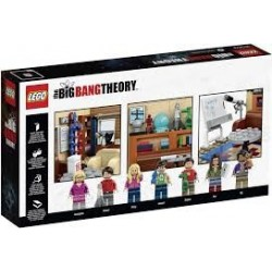21302 LEGO Ideas: The Big Bang Theory