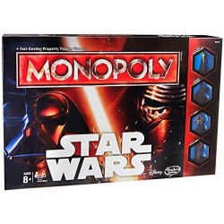 Star Wars B0324103 - Monopoly Star Wars