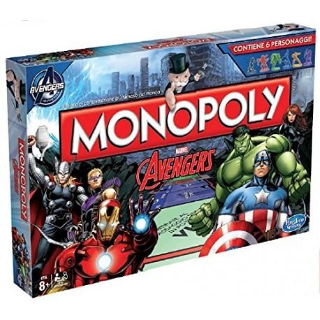 Hasbro B0323103 - Monopoly Avengers
