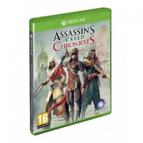 Assassin's Creed: Chronicles Pack (Xbox One)