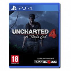 Uncharted 4: Fine di un Ladro (PS4)