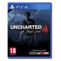 Uncharted 4: Fine di un Ladro (PS4)