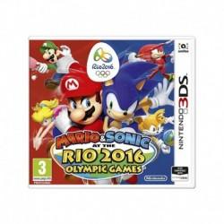 Mario & Sonic ai Giochi Olimpici di Rio 2016 (3DS)