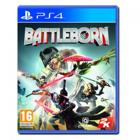 Battleborn - Day One Edition (PS4)