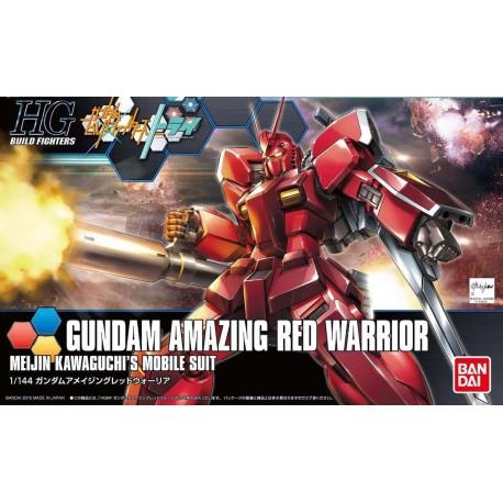 36076 HGBF GUNDAM AMAZING RED WARRIOR 1/144