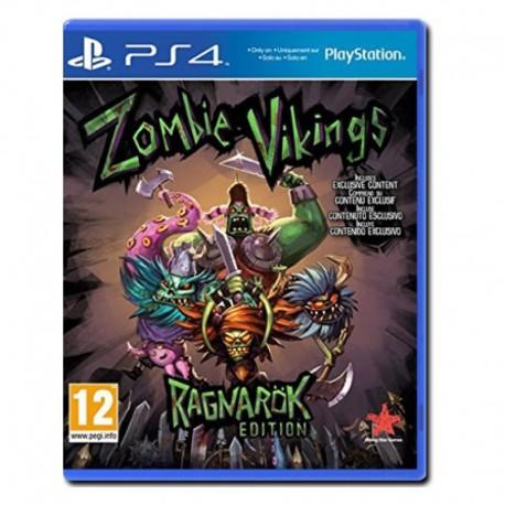 Zombie Vikings Ragnarok Edition (PS4)