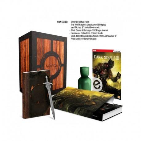Dark Souls 3 III Estus Flask Edition - Special Edition - Guida
