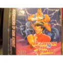 Neo Geo Aggressors of Dark Kombat - USATO -